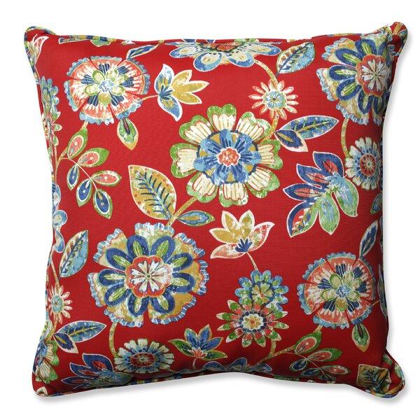 Milewski Indoor/Outdoor Floor Pillow
