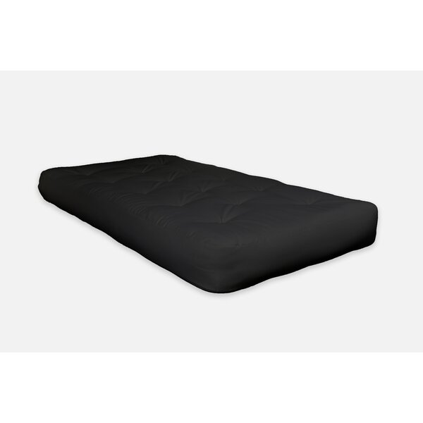 Fibre Foam And Polyester Fiber Pad Futon Mattress By Alwyn Home