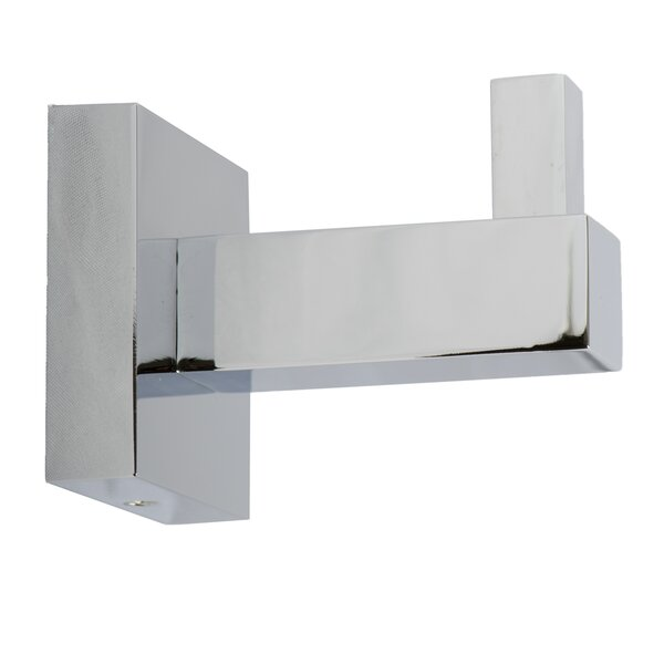 Capri Wall Mounted Robe Hook by Italia