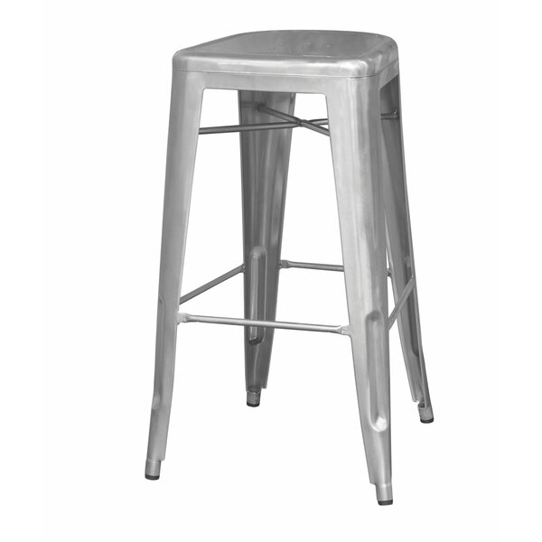 Fremont 30 Patio Bar Stool by Source Contract