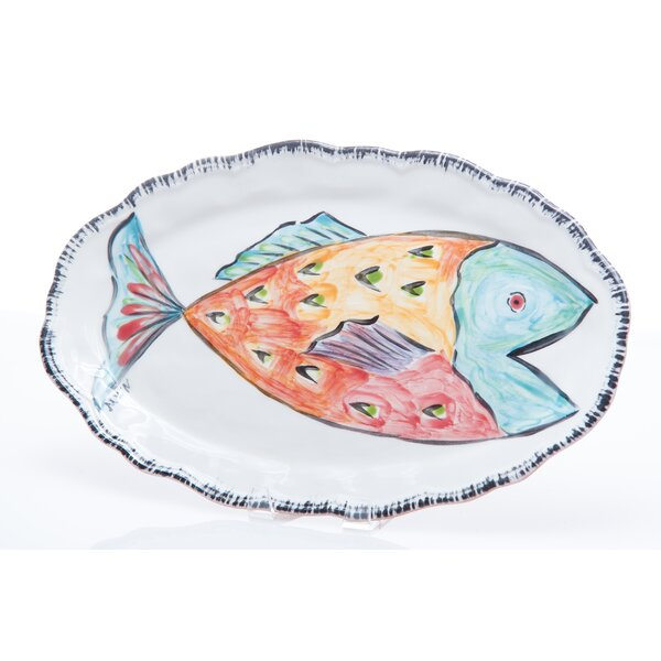 Napoli Fish Platter by Abigails