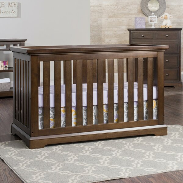 Kayden 4-in-1 Convertible Crib by Child Craft