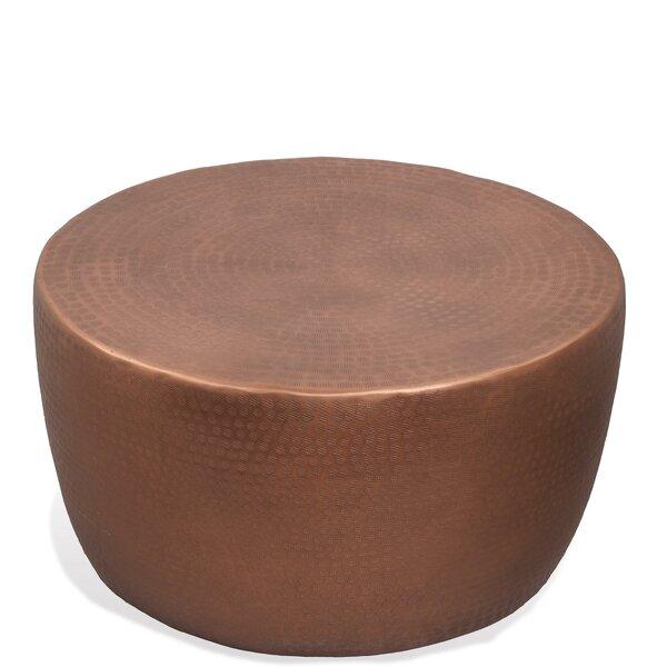 Low Price Ayman Drum Coffee Table
