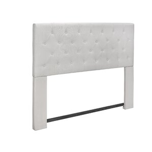 Tufted Upholstered Panel Headboard by Brassex