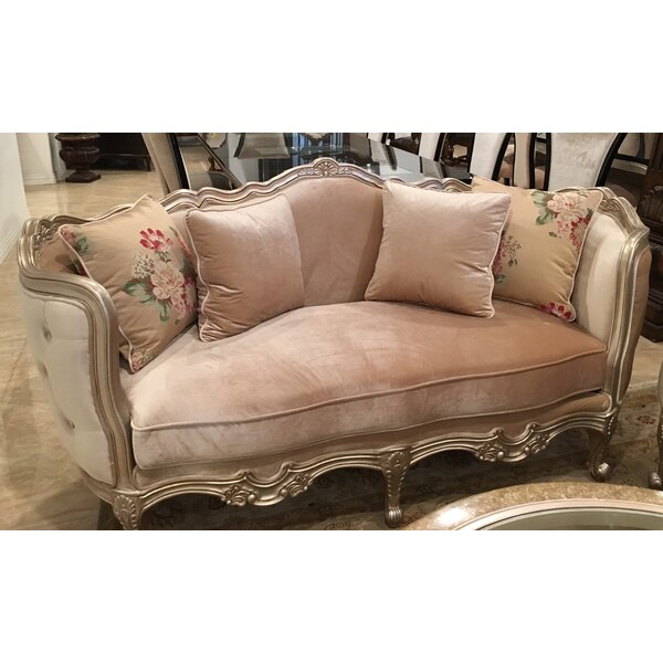 Shop For Stylishly Selected Versailles Loveseat by Benetti's Italia by Benetti's Italia