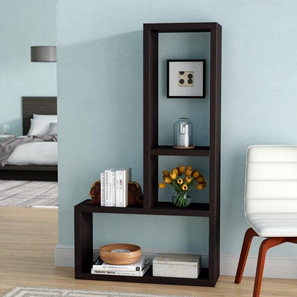 Miranda Geometric Bookcase by Wade Logan
