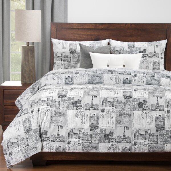 Whitlatch Luxury Duvet Cover and Comforter Insert Set