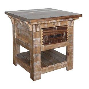 San Angelo End Table