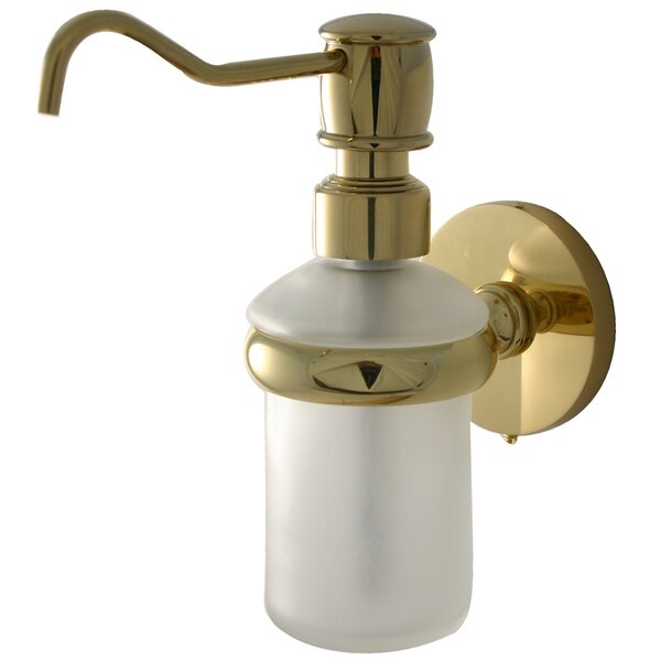 Universal  Wall Mount Soap Dispenser by Allied Brass