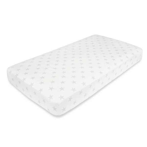 Premium Flannel Fitted Crib Sheet by aden + anais