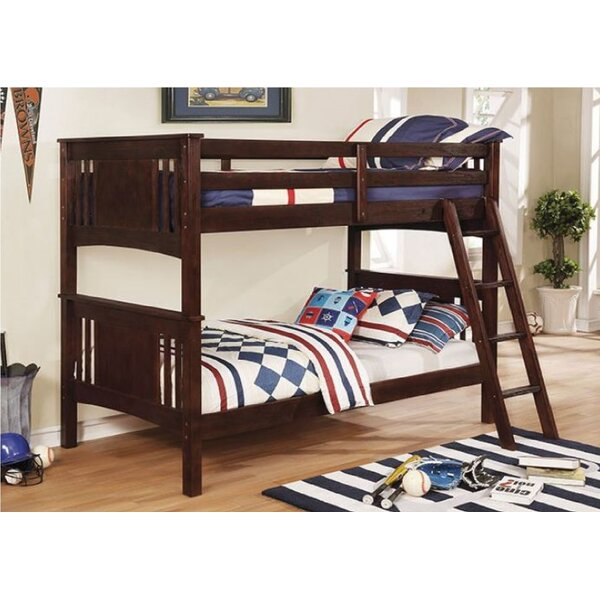 Charli Twin over Twin Bed by Harriet Bee