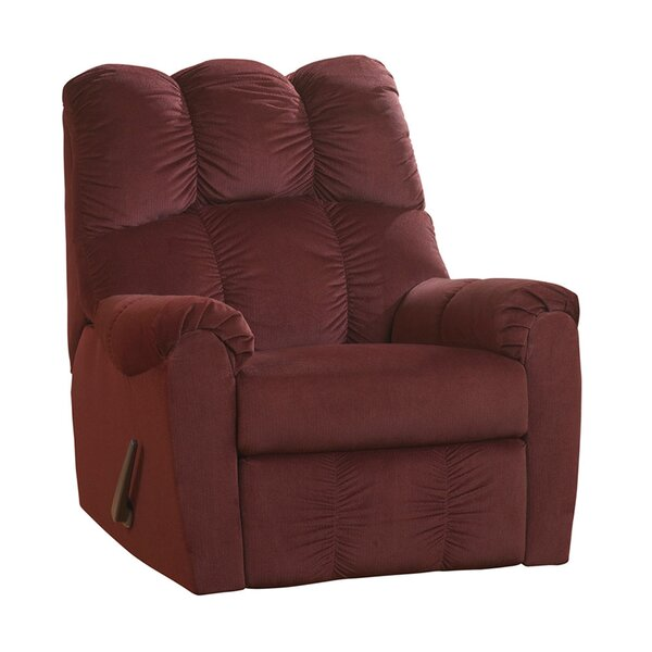 Mcgahey Manual Rocker Recliner