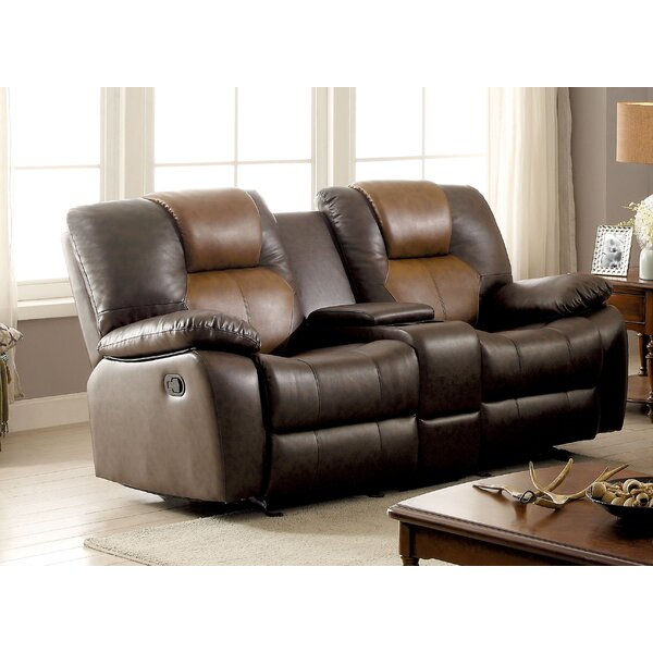 Oxnard Reclining Loveseat by Loon Peak