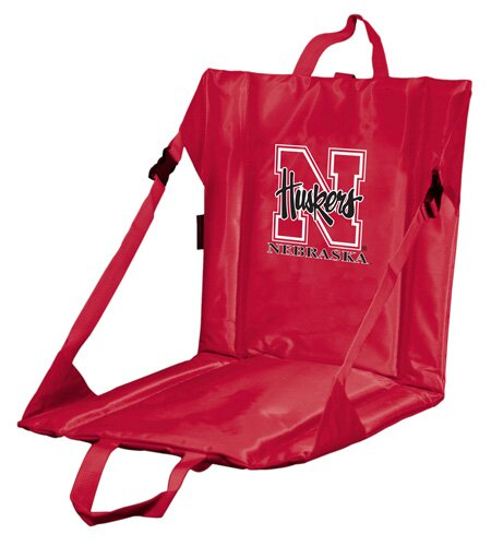 Collegiate Stadium Seat - Nebraska by Logo Brands