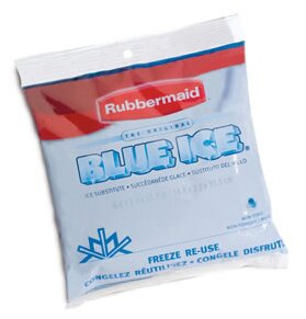 Blue Ice Soft Pack by Rubbermaid