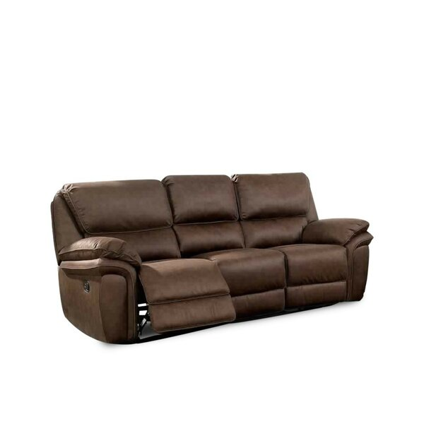 Hellman Transitional Sofa Manual Wall Hugger Recliner