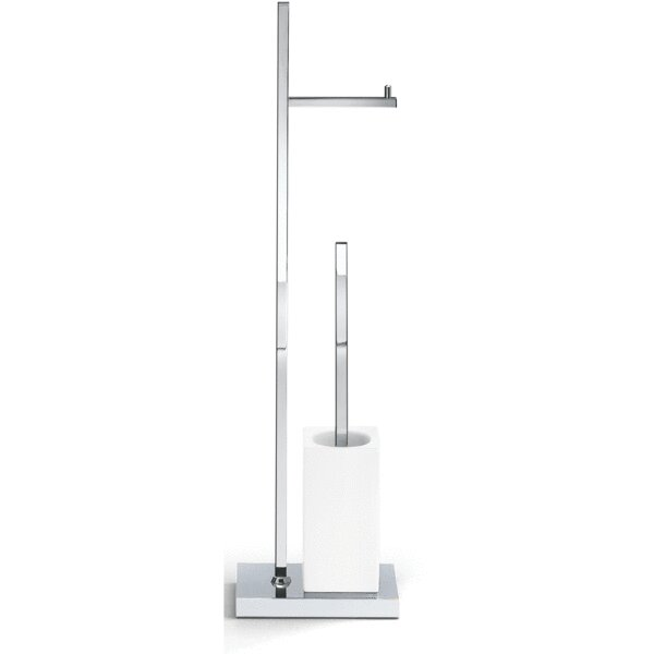 Free-Standing Toilet Brush Set by AGM Home StoreFree-Standing Toilet Brush Set by AGM Home Store