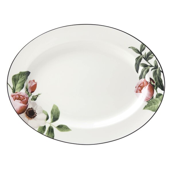 Bloom Street Oval Platter by kate spade new york