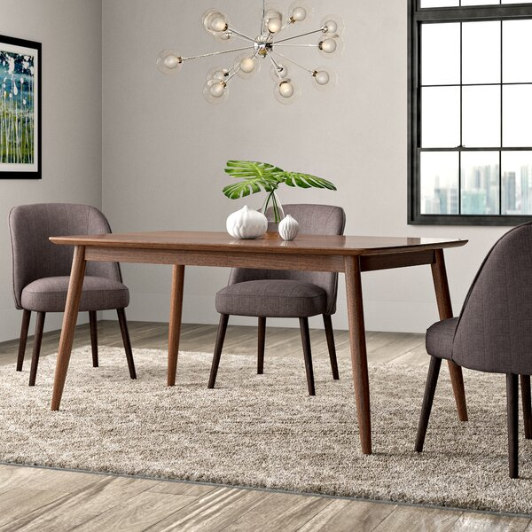 Aiden Dining Table by Modern Rustic Interiors