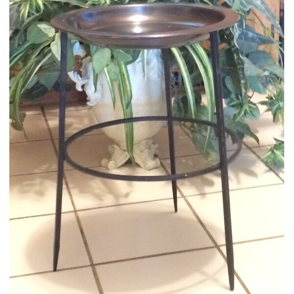 Classic Iron Pedestal by Pomegranate Solutions, LLC