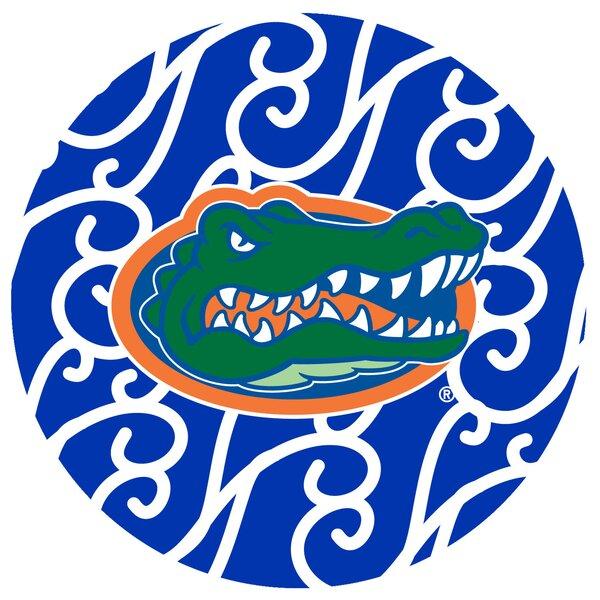 University of Florida Swirls Collegiate Coaster (Set of 4) by Thirstystone