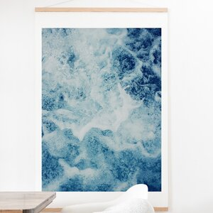 'Sea' Photographic Print by Willa Arlo Interiors
