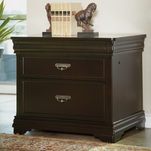 Lou 2 Drawer Lateral Filing Cabinet