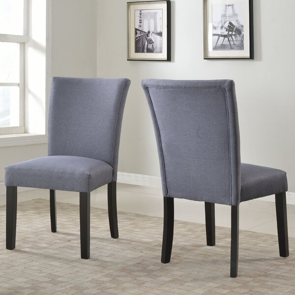 Tobin Side Chair (Set of 2) by One Allium Way
