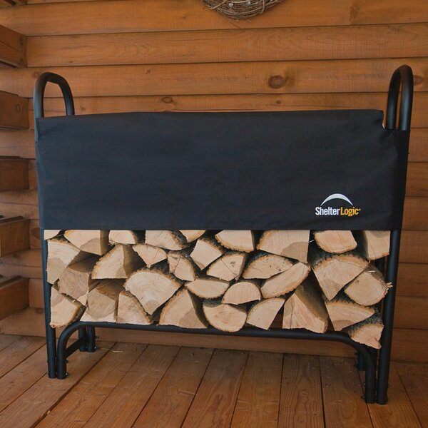 Log Rack by ShelterLogic