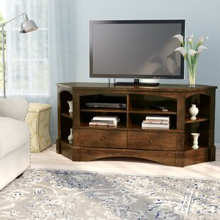 Pinellas Corner Tv Stand For Tvs Up To 60