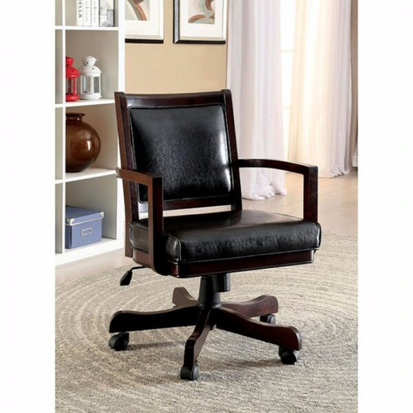 Brittny Bankers Office Chair by Red Barrel Studio