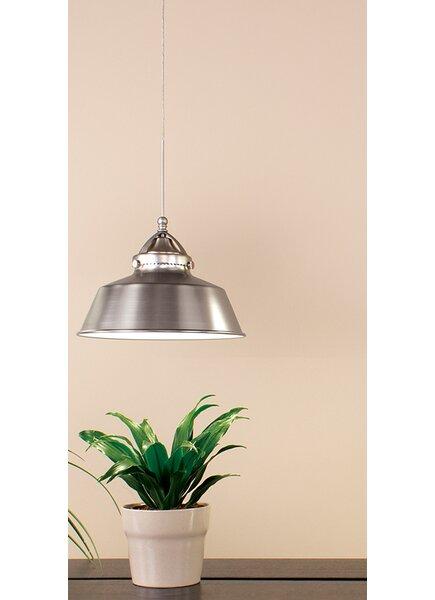 Wyandotte 1-Light Inverted Pendant by WAC Lighting