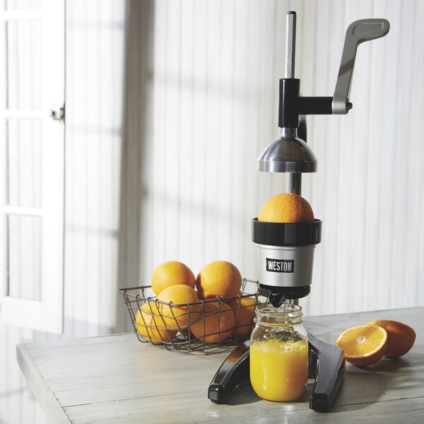 West Pro Citrus Juicer by Weston