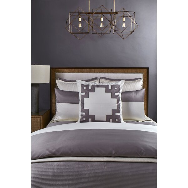 Motif Reversible Duvet Cover Set