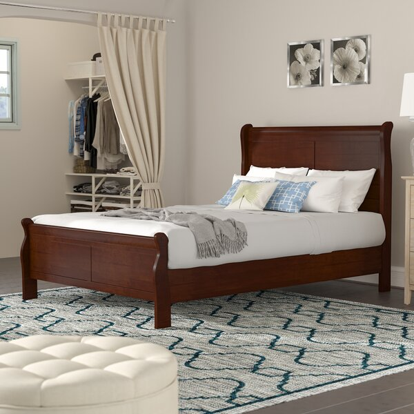 Cali Standard Bed by Charlton Home