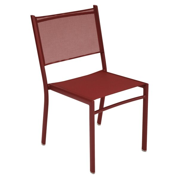 Costa Stacking Patio Dining Chair (Set of 2) by Fermob