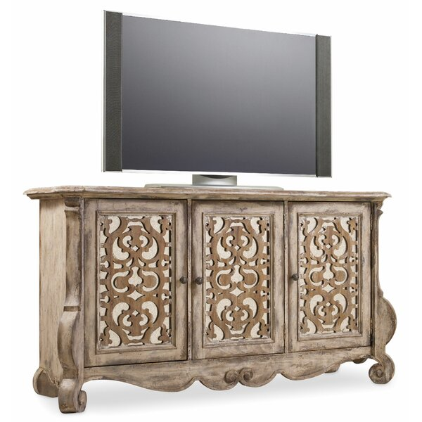 Hooker Furniture Chatelet Entertainment Center by Hooker Furniture