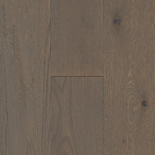 Weathered Appeal 7 Engineered Oak Hardwood Flooring in Creek Bend Gray by Mohawk Flooring