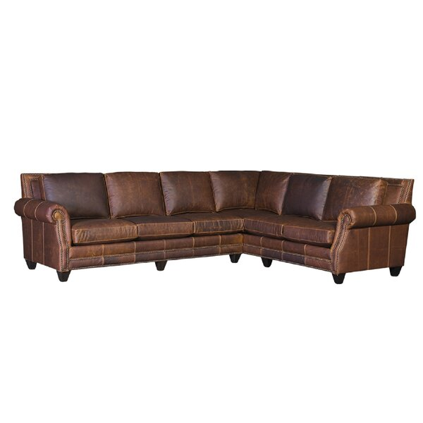 Cullens Sectional by Darby Home Co