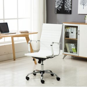 High Back Leather Office Executive Chair