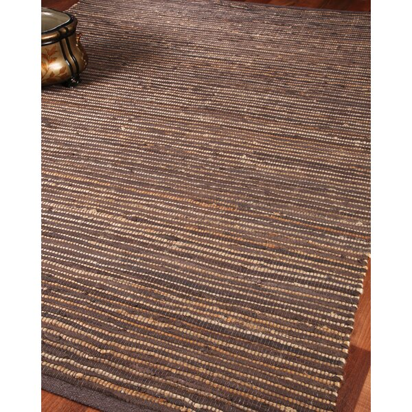 Charisma Jute Cotton All Natural Fibers Hand Loomed Area Rug by Natural Area Rugs