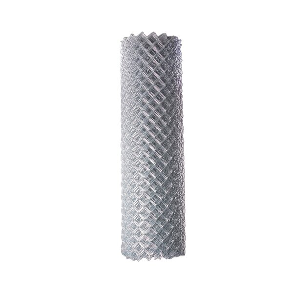 Galvanized Steel Chain Link Fence by ALEKO