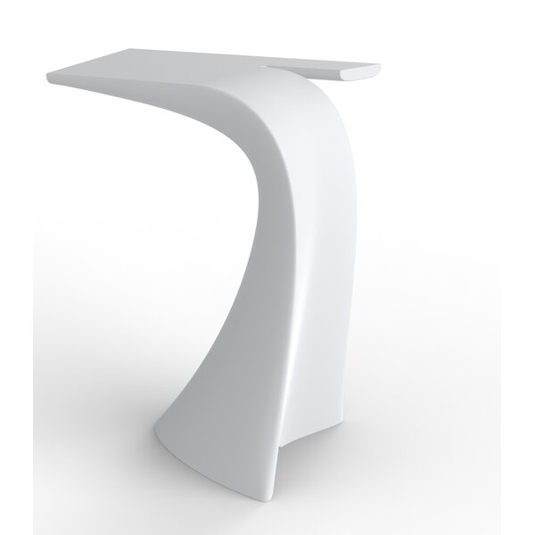 Wing Plastic/Resin Bar Table by Vondom