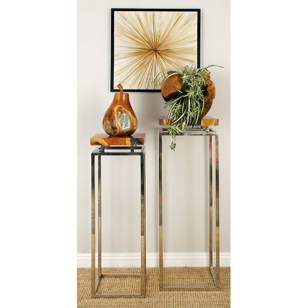 2 Piece End Table Set by Cole & Grey