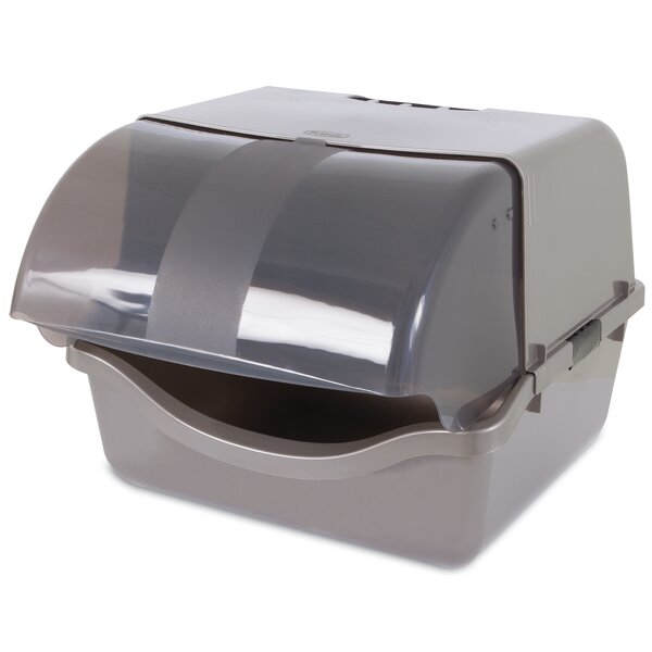 Retracting Litter Pan by Petmate