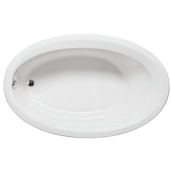 Catalina 60 x 40 Drop in Soaking Bathtub by Americh