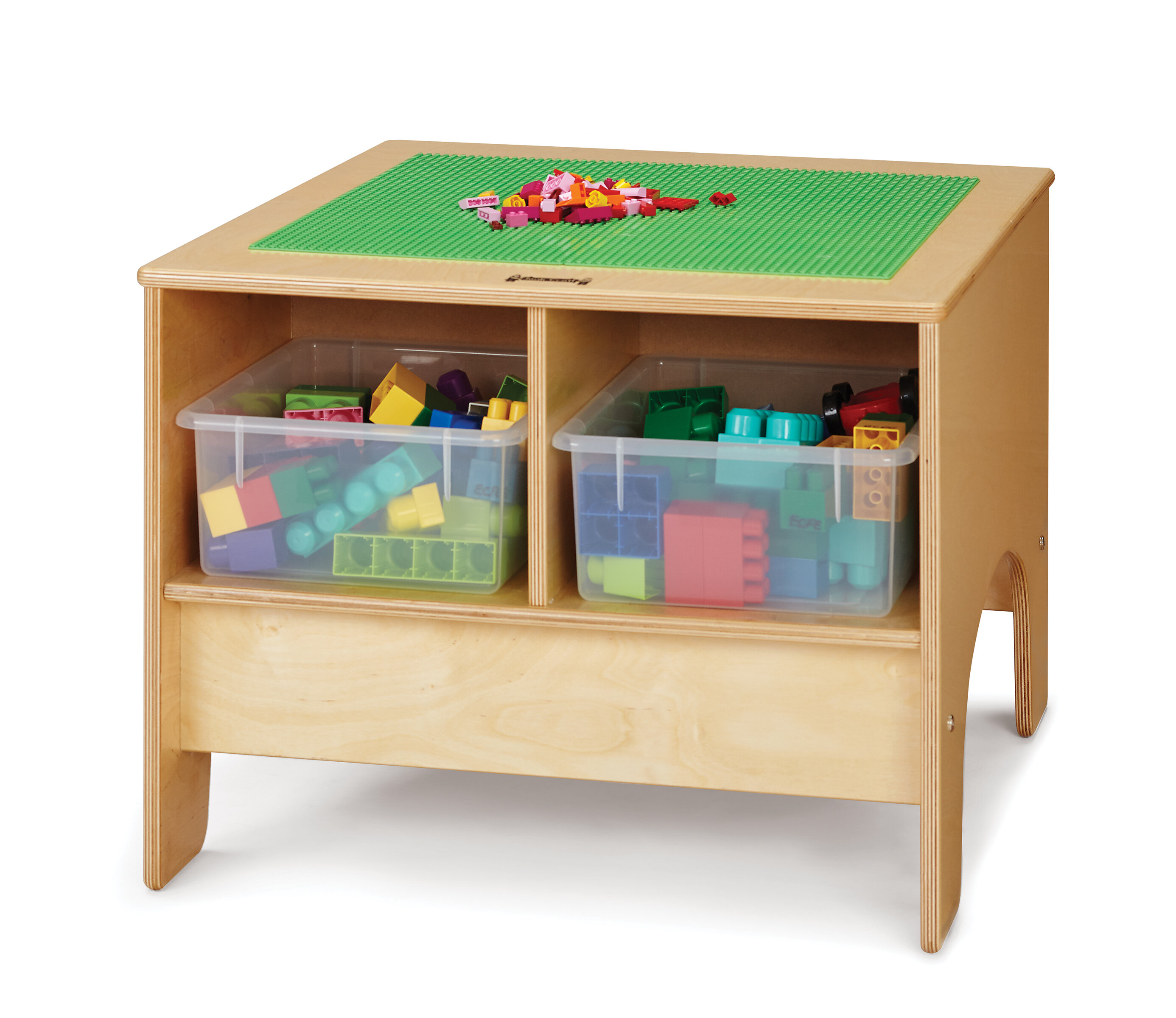 Kydz Building Table Lego Compatible With Tubs