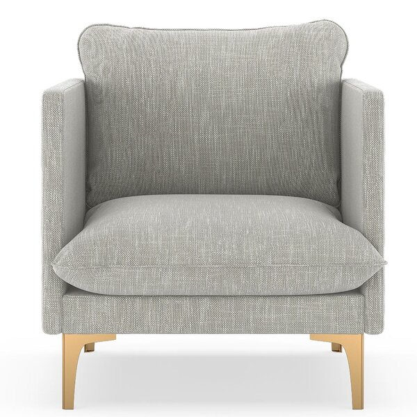 Scheller Armchair by Orren Ellis Orren Ellis