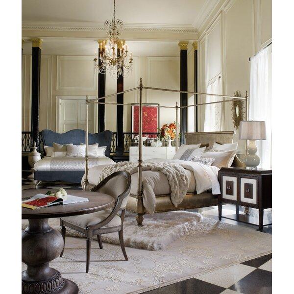 Melange Bed by Hooker Furniture