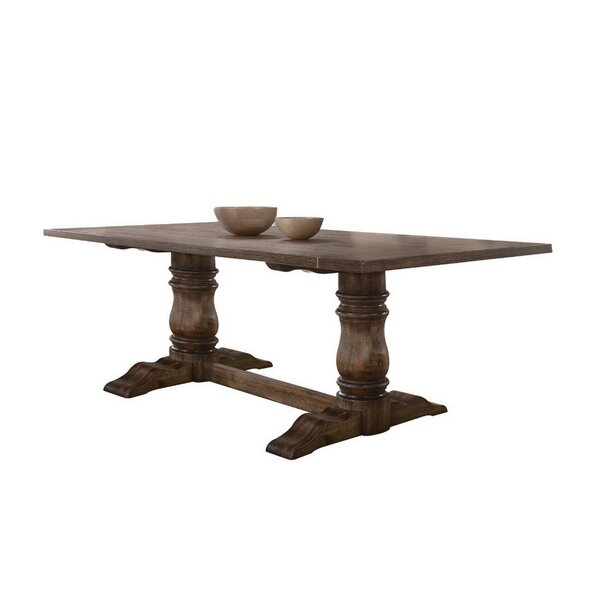 Twitchell Dining Table by Gracie Oaks